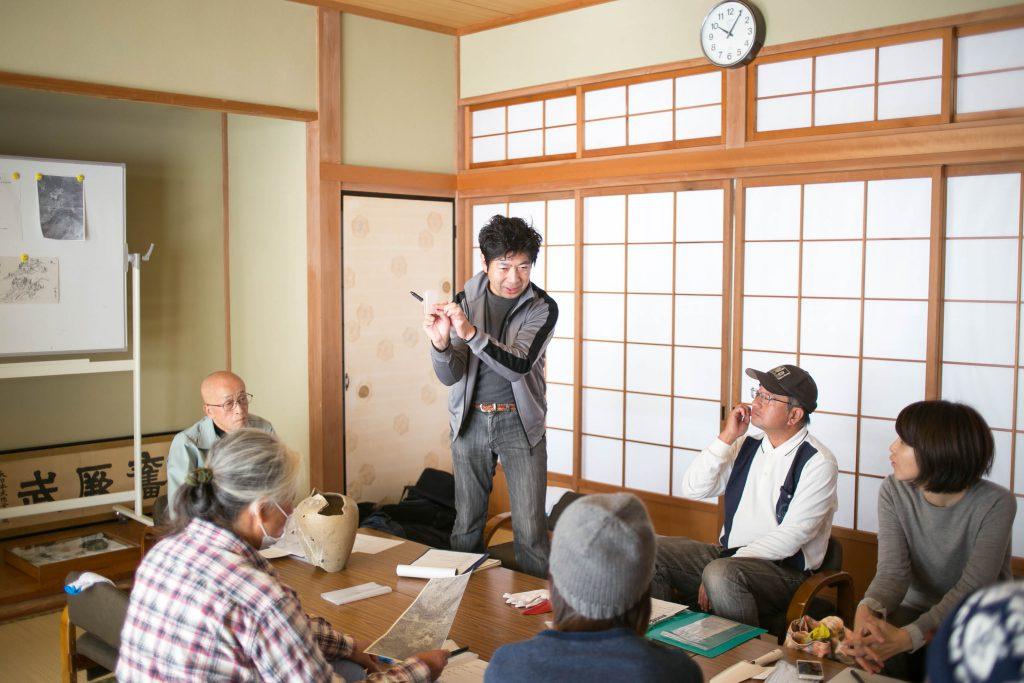 地域人文化学研究所ってなに?天野さんをみていればわかります。
