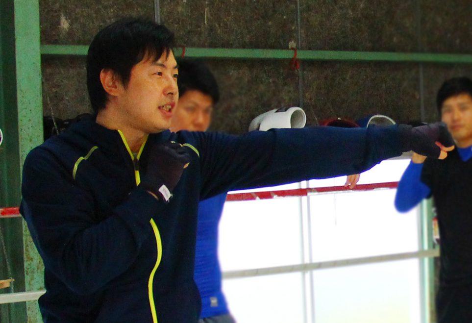 元プロボクサー・トレーナー 石川龍樹さん
