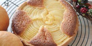 とよたの梨で梨タルトを作ろう!